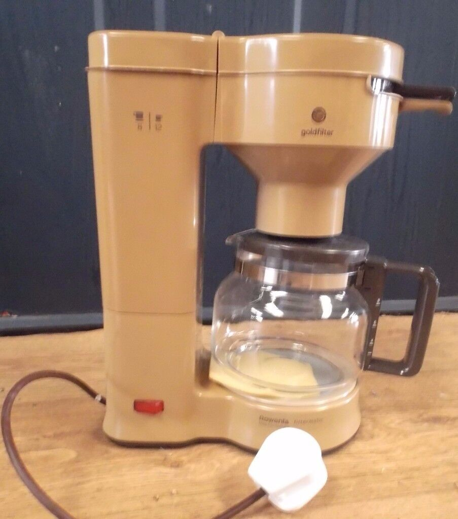 Rowenta Gold Filtermatic Coffee Maker In Ledbury Herefordshire