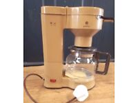 Rowenta Gold Filtermatic Coffee Maker
