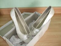 bridesmaid shoes size 3