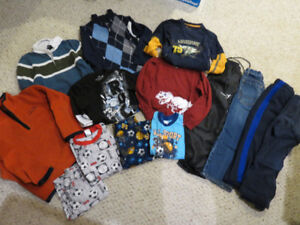 Boys Winter lot - Size 6