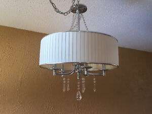 Light fixture chandelier - lustre