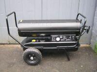 Diesel or Kerosene Space Heater 37 KW