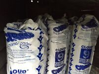 Brand new in wrapping cloud 9 cirrus underlay. Each roll has 15 square metres