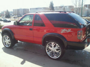 2005 GMC Jimmy ZR-2 SUV, Crossover