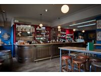 Full/Part Time Bar Team for Shoreditch pub