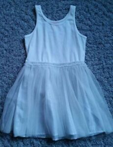 White Joe Dress - Size 6-7
