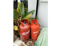2 Calor Gas canisters £15