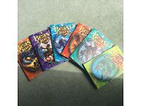 Beast Quest books X 6 by Adam Blade