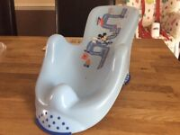 Baby Boys Mickey Mouse Bath Seat