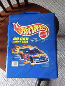 Hot Wheels 48 Car Storage Carry Case 1998 by Tara and Mattel