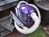 small purple vax hoover performance working order