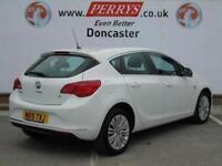 2015 Vauxhall Astra 1.6i 16V Excite 5 door Petrol Hatchback