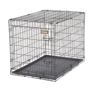 Large Dog Crate with Training Pen