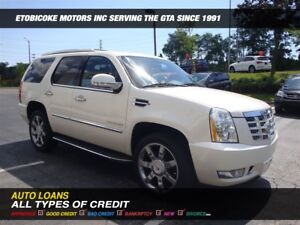 2013 Cadillac Escalade WOW PEARL WHITE WITH NO ACCIDENTS