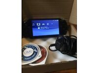 PSP super Slim For sale With 2 games