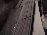 plaster board planking