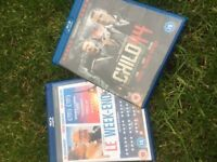 Child 44 & Le Weekend Blu Ray