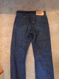 Mens's Levi jeans W30 L32