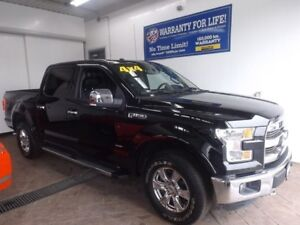 2016 Ford F-150 LARIAT 4x4 LEATHER NAVI SUNROOF
