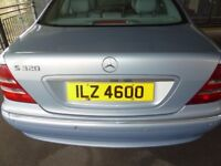 Excellent private registration number for sale...REDUCED PRICE