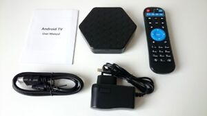 Selling New Unused Anroid Tv Box W/ Kodi Ready To Use!
