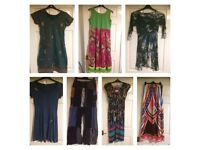 Hippy/funky/ joe browns clothes bundle mixed sizes 10-16