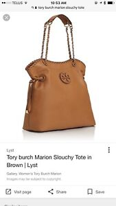 Tory Burch Marion tote brand new