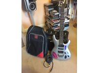 Ibanez EDR 170 with amp, pedal and gig bag