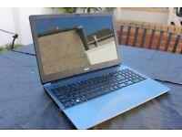Great Laptop Acer E5-571 / i3 Intel / 1TB HDD / 4GB RAM / Like New