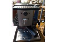 Elevation coffee machine #27540 £10