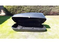 Halfords Universal Fitting Roofbox for sale