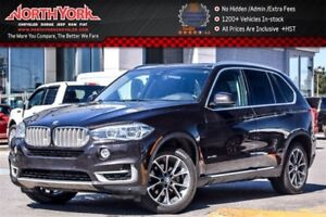 2014 BMW X5 xDrive35i|Pano_Sunroof|Nav|Leather|HeadsUp|BlindSp