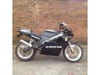 Cagiva mito mk1 7 speed 125