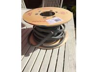 Prysmian 10mm twin and Earth cable - new