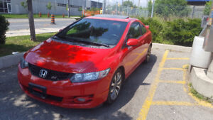 2009 Honda Civic Si Coupe Cert + Etest New Timing Chain etc