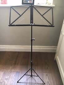 Music Sheet adjustable Stand - Black - Yamaha