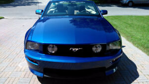 2008 Ford Mustang GT California Special Convertible