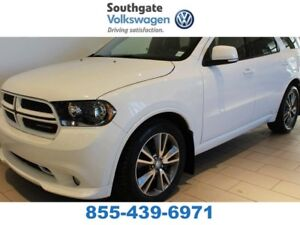 2013 Dodge Durango R/T | Leather | Sunroof | NAV