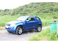 2007 Suzuki Grand Vitara 4X4 Jeep 1.6 VVT 3D