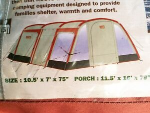 Camping/Glamping Enthusiasts! Roots Tent
