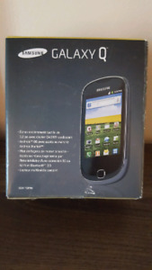 Cellulaire Samsung Galaxy Q