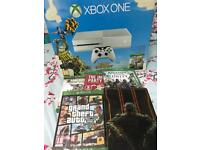 Xbox One plus Games