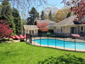 Removable Swimming Pool Safety Fences And Covers