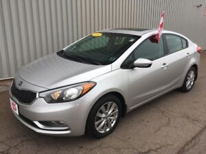 2014 Kia Forte 1.8L LX+ GREAT CAR WITH SOLID FUEL ECONOMY AND...