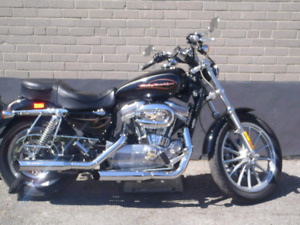 WOW!! 2004 Harley Davidson 883 Sportster with LOW MILEAGE!!