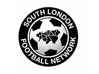 1 STRIKER AND 1 MIDFEILDER NEEDED FOR THE CASUAL GAME TAKING PLACE THIS SATURDAY IN BALHAM ON GRASS2