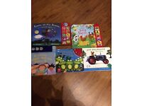 Five children's noisy books