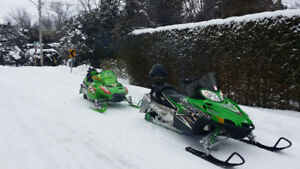 Mint 2003 Arctic Cat ZR900