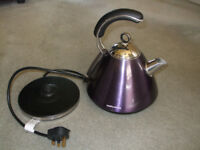 Morphy Richards Kettle - Stainless steel