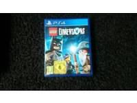Ps4 Lego dimensions game + starter pack